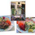 Essen im Jägerheim