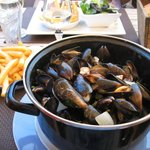 moules dieppoises