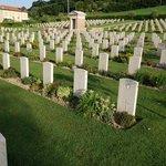 Montecchio War Cemetery