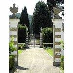 Villa Olmi Gates