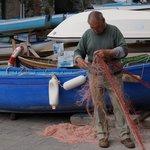 Fishing village of Riomagiorre below La Baia di Rio