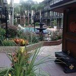 Always clean and restrooms available near pool side