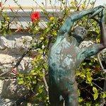 garden sculpture Villa Kérylos