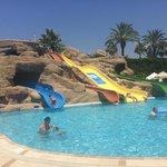 Aquapark in Melas village