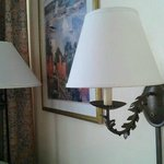 Lighting/room art