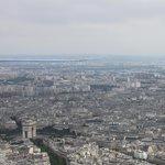 Bastille Day fly-past