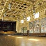 Brangwyn Hall interior