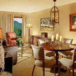 2 Bedroom Spa Suite Living Room