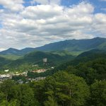 View from the Gatlinburg By-Pass