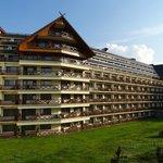 Hotel Golebieewski w Karpaczu Foto
