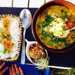 Amazing curry