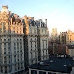the Ansonia Building (viwe fron the room)