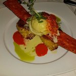 panko crusted jumbo lump crabmeat