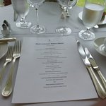 Restaurant Week at Fosset's