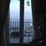 Balconcino e vista