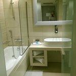 Room 604 Bathroom