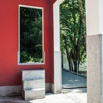 Metaphorical Entrance, by Alvaro Siza Vieira