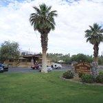 Reception Furnace Creek Ranch