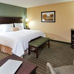 Our promise to you includes a clean, comfortable hotel room