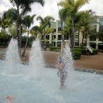 La piscina de niños