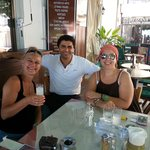 With friends from nicosia