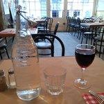 Вино и вода
