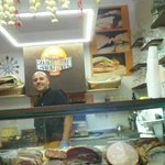 ATrue wizard of sandwich design