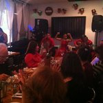 Flamenco show at Madrid Tapas y Vinos