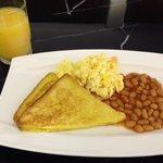 很棒的早餐。