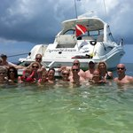 Day in Grand Cayman with friends