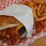 The Bacon Burger