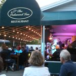 Live entertainment at The Back Porch of The Pier at Oakwood Resort