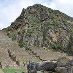 Templo de Ollantaytambo, Peru