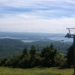 July view on the lift