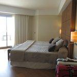 Bed room - huge bed