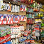 Fishing Tackle available