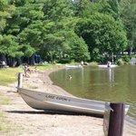 Located near Lake Eaton Campground