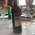 House Jumilla wine - under €6!