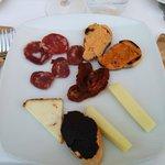 Antipasti : merveilleux de goût !