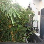 Hotel Ancient House Resort Balkon