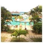 Room 608 pool view
