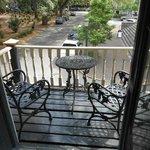Stafford Room Balcony