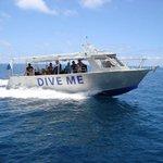 Dive Boat DIVE ME