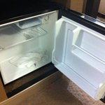 Room 1010's soggy defrosted refrigerator mess, July 20, 2014
