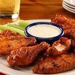 Sticky Fingers Buffalo Chicken Wings