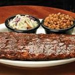 .   Full Slab of St. Louis- Style Hickory Smoked Award Winning Ribs