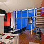 Habitación Doble Altura