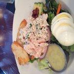 Seafood salad w crab Louie sauce