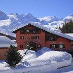 Restaurant Roseg Gletscher