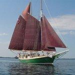 """Schooner Inland Seas """"THE SCIENCE SHIP"""""""
